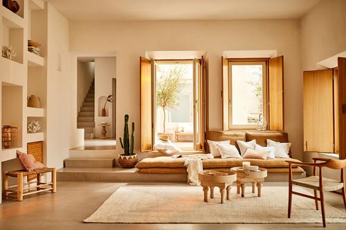 Descubre la calidez de las propuestas de accesorios decorativos de Zara Home para este verano