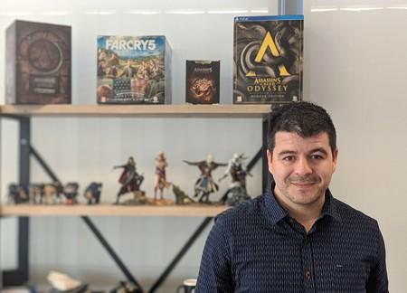 """""""Desde España creamos juegos Triple A que son punta de lanza mundial"""", Javier Capel (Studio Manager de Ubisoft Barcelona)"""