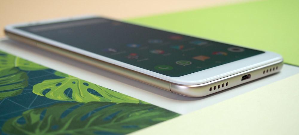 Foto de Xiaomi Redmi 5 Plus (Note 5), diseño (1/7)