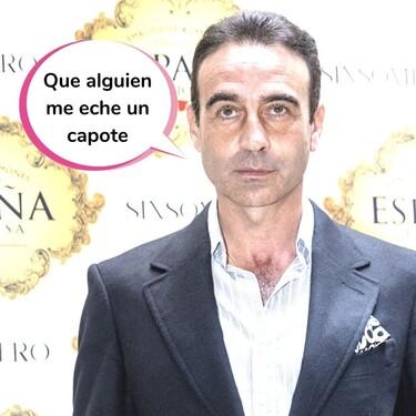 Enrique Ponce la lía al torear con una chaquetilla con la cara de Franco (y esta es la respuesta que da)
