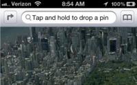 Así podrían lucir los mapas propios de Apple en iOS 6