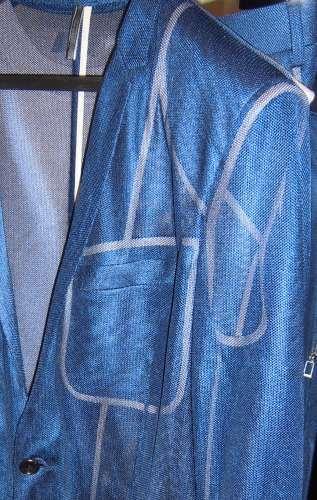 Dior Homme Primavera Verano 2013 Detalle Traje