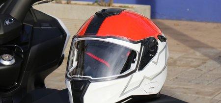 A prueba el Nexx SX.100, un casco de precio razonable con muy buenas características