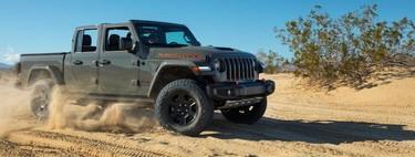 Jeep Gladiator Mojave 2020, la pick-up recibe un tratamiento especial para desafiar el desierto