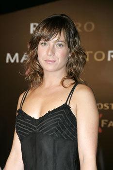 Marta Etura Premio al Rostro Max Factor 2006