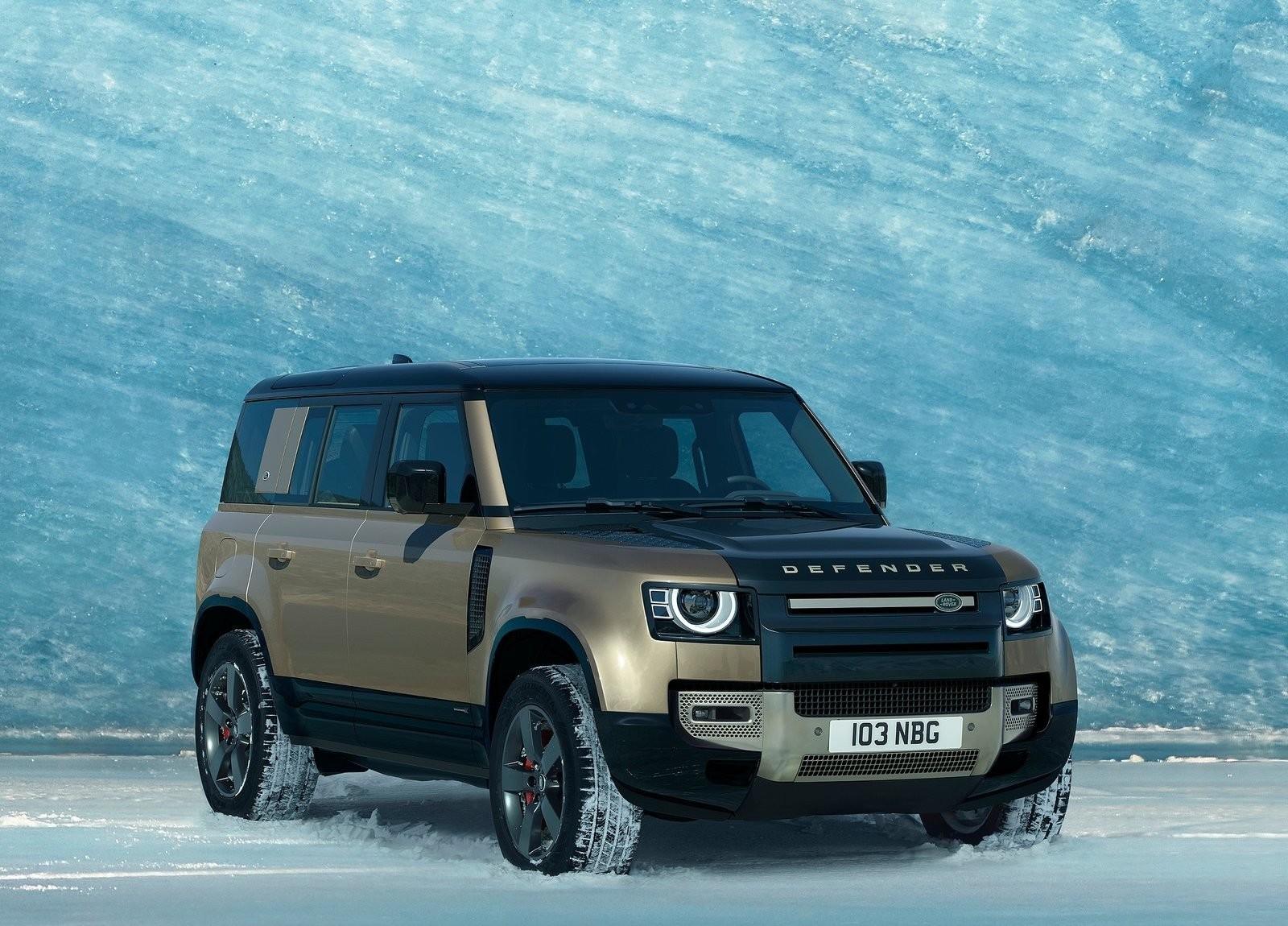 Foto de Land Rover Defender 2020 (33/60)