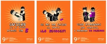 Atrevida campaña de publicidad de Simyo