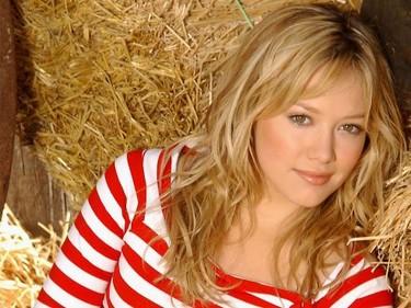 Hilary Duff se rodea de fantasmas