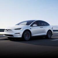 El nuevo Tesla Model X es ahora un poderoso SUV con 1.020 CV que hace el 0-100 km/h en la mitad de tiempo que el Mercedes EQC