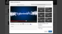 YouTube permite incluir cabeceras entre los vídeos de una lista de reproducción desde la misma plataforma