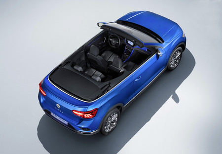 Volkswagen T Roc Cabrio 2020 38