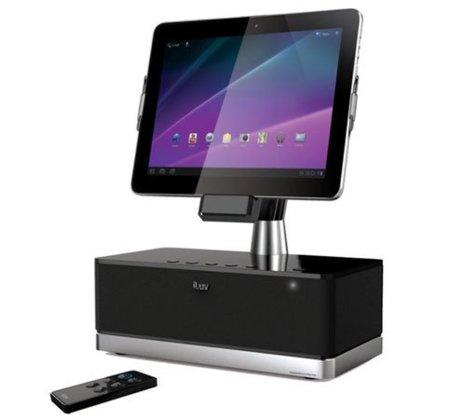 iLuv iSM524 ArtStation Pro: el Galaxy Tab alcanza la madurez