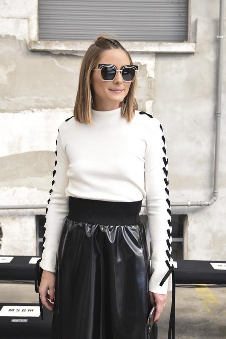 Las Semanas de la Moda más estilosas vienen de la mano de Olivia Palermo