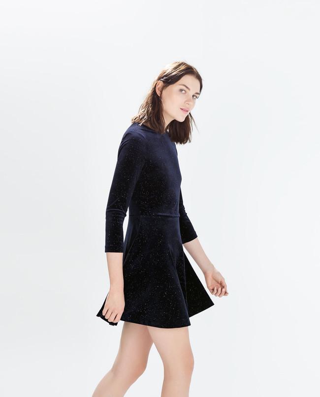 Al Baño Navidad Ha Llegado:Zara Party Dress: la Navidad ha llegado al imperio de Amancio