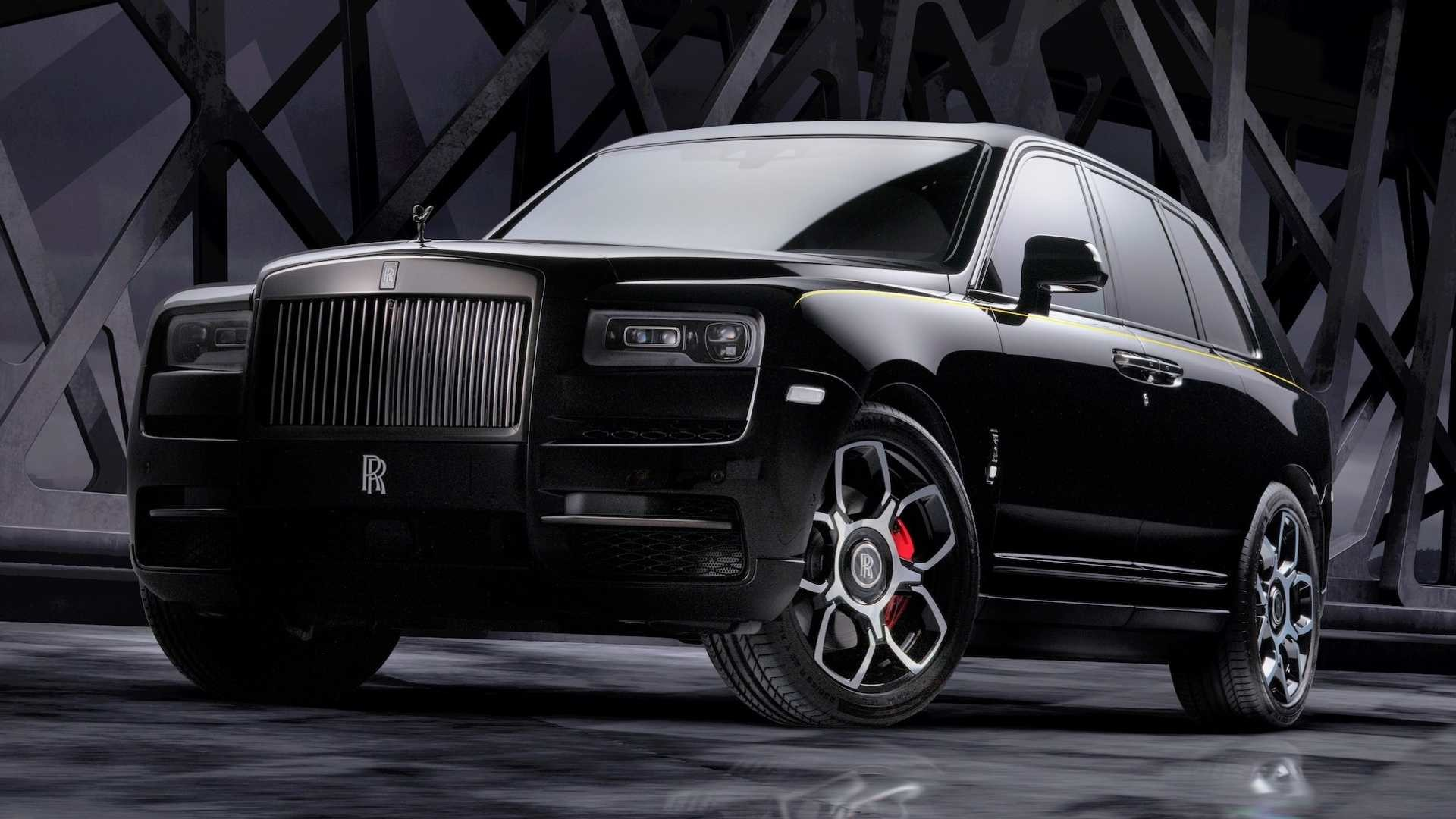 Foto de Rolls-Royce Cullinan Black Badge (1/26)