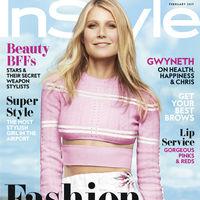 InStyle USA: Gwyneth Paltrow