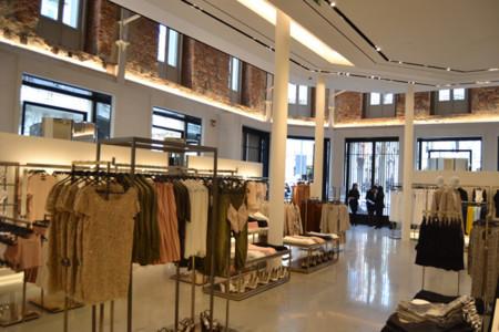 Zara mujer Serrano calle 23 Madrid tienda