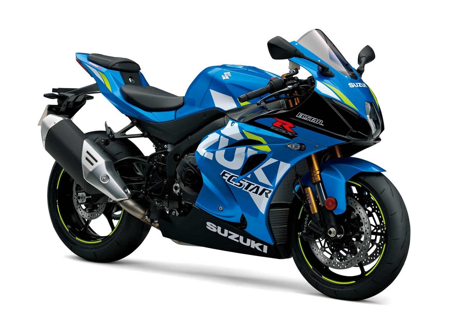 Suzuki GSX-R1000 2019