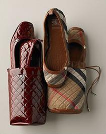 Zapatillas Burberry, un regalo ideal para estas Navidades