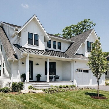 La semana decorativa: en blanco y negro o a todo color, reformas singulares, rincones con encanto y terrazas