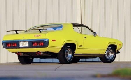 1971 Plymouth 440+6 Gtx 650