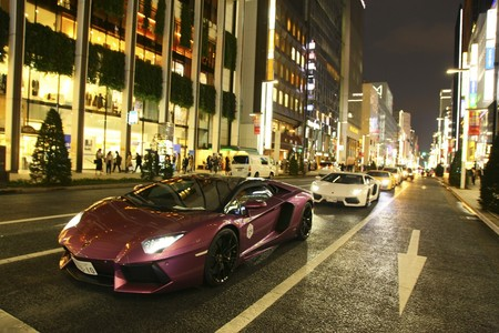 Aventador S Roadster 50th Anniversary Japan 7