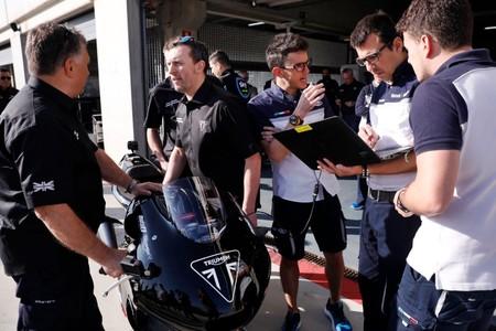 Triumph Moto2 2