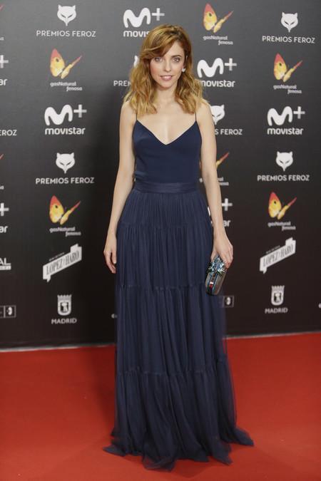 premios feroz alfombra roja look estilismo outfit Leticia Dolera