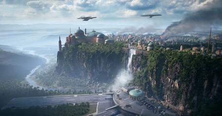 El asalto a Theed de Star Wars: Battlefront II se filtra en un impresionante gameplay de 12 minutos