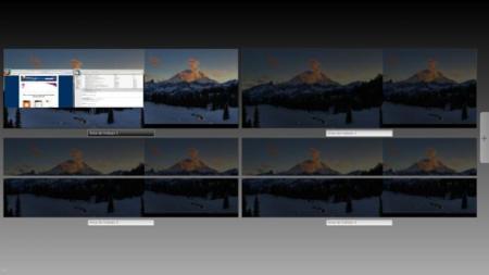 Los escritorios virtuales pueden llegar a Windows 9