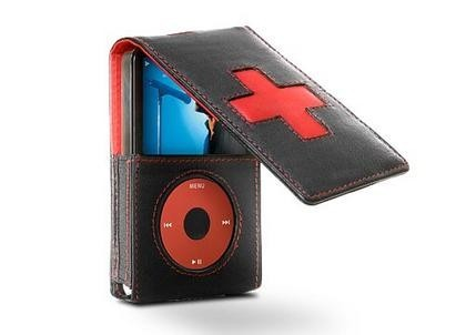Cross Case, funda para el iPod Vídeo de U2