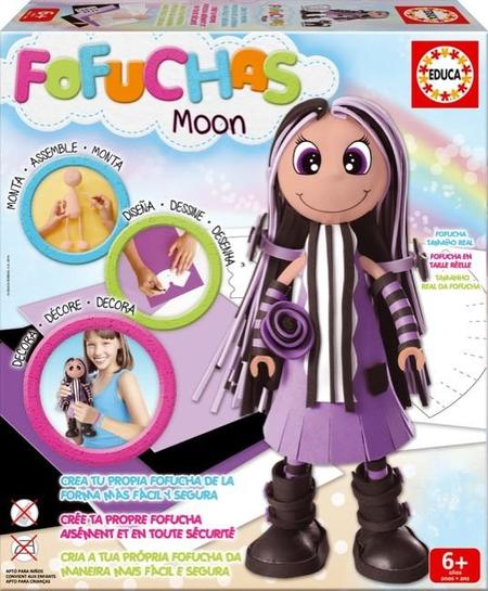 Educa Fofucha Moon Caja 1112014