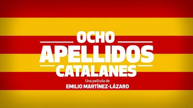 Ocho Apellidos Catalanes 1