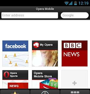 Opera Mobile 12 llega a Android y Symbian mientras iOS se conforma con Opera Mini 7