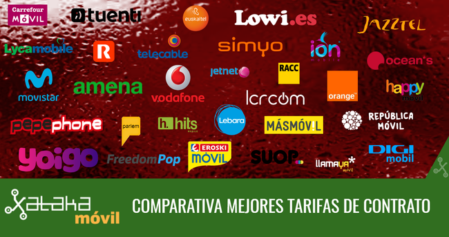 Movistar, Vodafone y Orange calcan sus tarifas: así son sus sutiles diferencias y las mejores alternativas