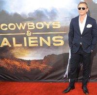 El look de Daniel Craig en la premier de 'Cowboys & Aliens'