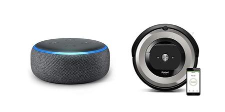 Echo Dot Roomba