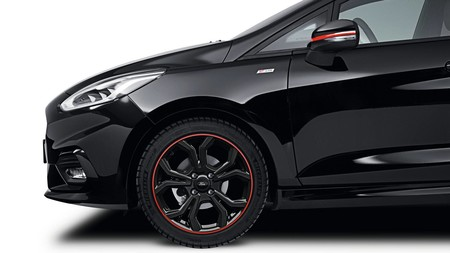 Ford Fiesta ST-Line Red Edition Black Edition