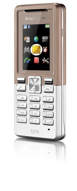 Foto de Sony Ericsson T270 y T280 (5/19)