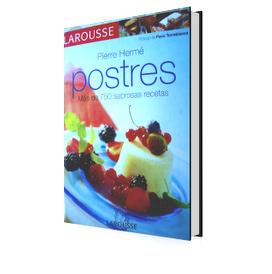 Larousse de los Postres, nueva edición con prólogo de Paco Torreblanca
