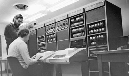 La imagen de la semana: Dennis Ritchie, grande entre los grandes