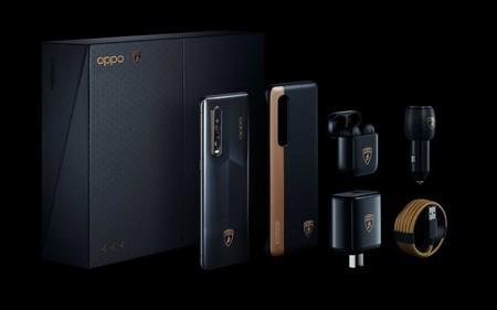Oppo Find X2 Pro Automobili Lamborghini Edition 7