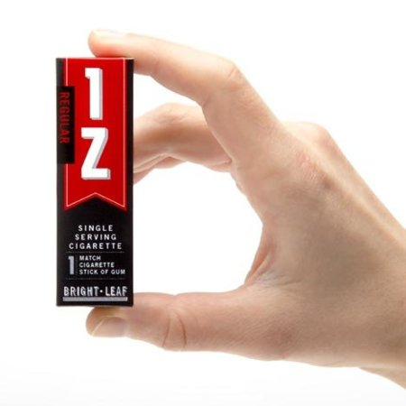 1Z, cigarrillos en paquetes individuales