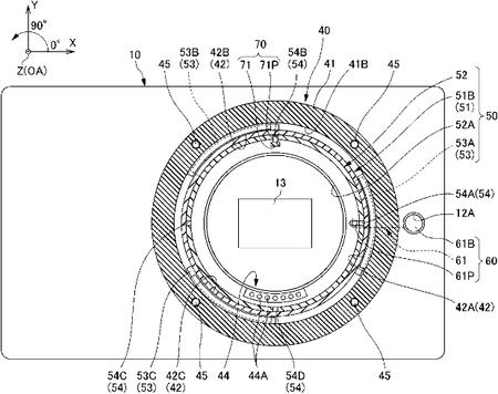 Una montura giratoria, la última patente de Nikon