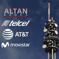"""Telcel, AT&T y Movistar ahora se pueden conectar a la Red Compartida de Altán: así será el """"Roaming Social"""" de 4.5G de México"""
