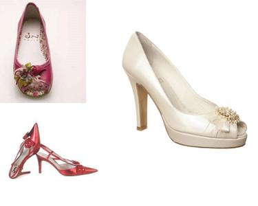 Los zapatos perfumados de Sara Navarro