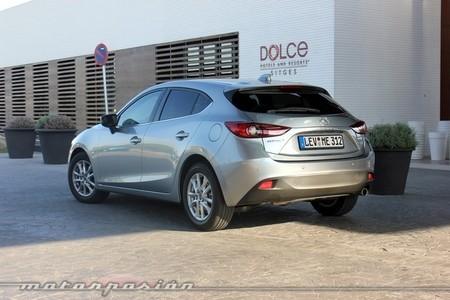 Mazda3, primeras impresiones desde Barcelona