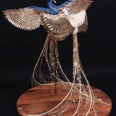 Foto 3 de 9 de la galería peacocks-de-laurel-roth en Trendencias