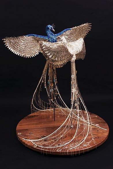 Foto de Peacocks de Laurel Roth (3/9)
