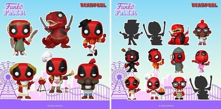 Figuras Funko POP de Deadpool en preventa en Amazon México